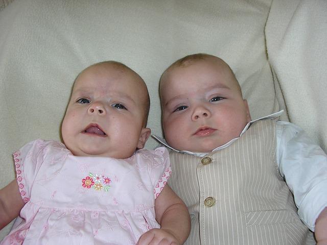 О близнецах