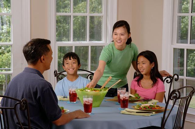 Питание семьи
