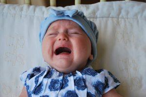 Плач у детей
