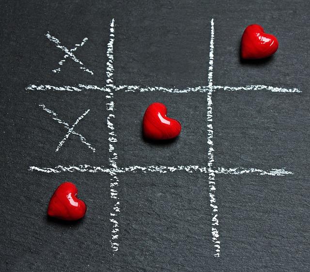 Три закона любви